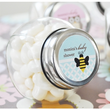 Bee Party Favors Jar