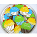 Birthday Cookie Favors Cupcakes
