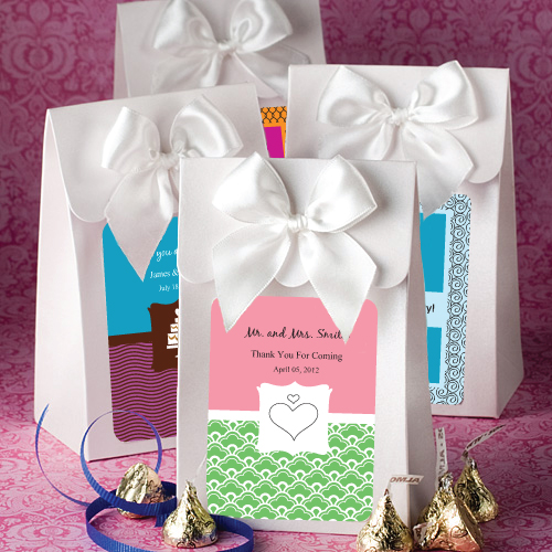 Birthday Favor Bags