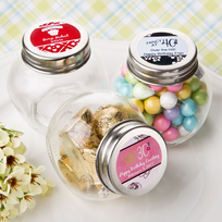 Birthday Party Favors Mini Jars