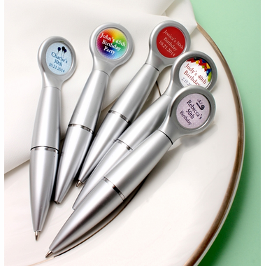 Birthday Magnet Pens Favors