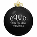 Black and White Theme Wedding Ornaments