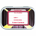 Broadway Themed Party Placecard Holder Mint Tin