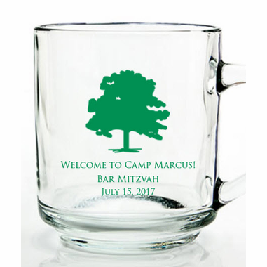 Camp Theme Mugs