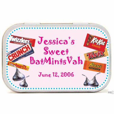 Candy Theme Favors for Your Party