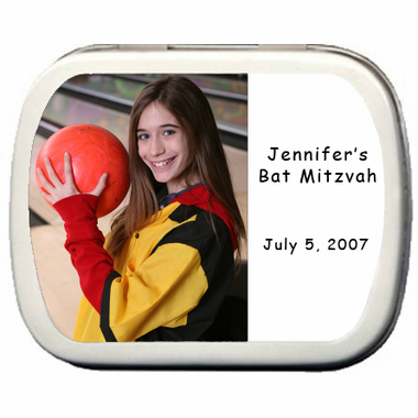 Candy Tins Custom - Sports Photo