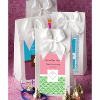 Personalized gift bags cheap favor bags personalized negle Gallery