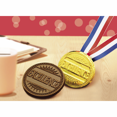 Chocolate Gold Medal - Case of 50