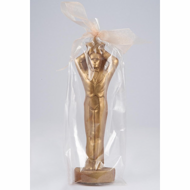 Chocolate Statue Sample