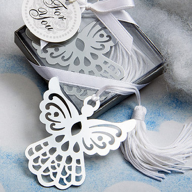 Christening Angel Bookmark