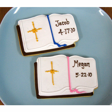 Christian Cookies for Religious Occasions