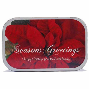 Christmas Favors for Adults Mint Tins