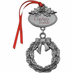 Christmas Wreath Ornaments Personalized