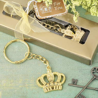 Cinderella Royalty Crown Key Chains