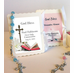 Communion Mini Rosary Favors Box