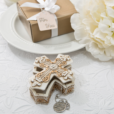 Cross Jewelry Boxes