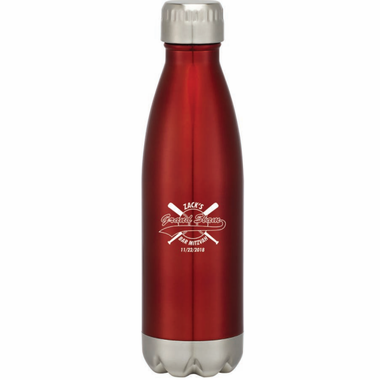 Custom Insulated Stainless Water Bottles