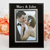 Custom Picture Frames - Black and Bling