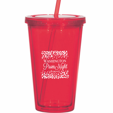 Customizable Tumblers - Prom