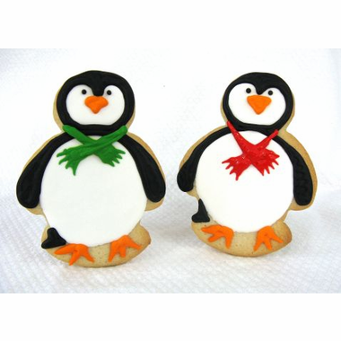 Darling Penguin Cookie Favors
