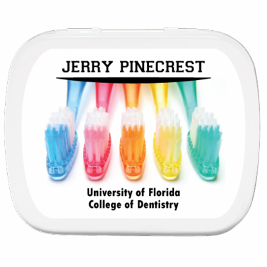 Dental School Graduation Mint Tins