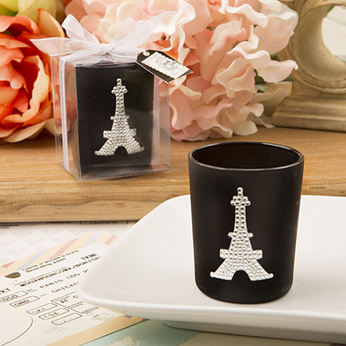 Eiffel Tower Candle Holders