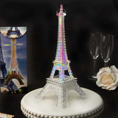 Eiffel Tower Centerpieces