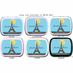 Eiffel Tower Mint Tins Wedding