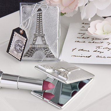 Eiffel Tower Party Favors French Compact