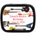 Electric Guitars Mint Tin Favors