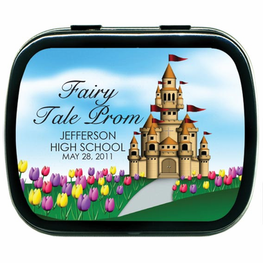 Fairy Tale Prom Mints Favors