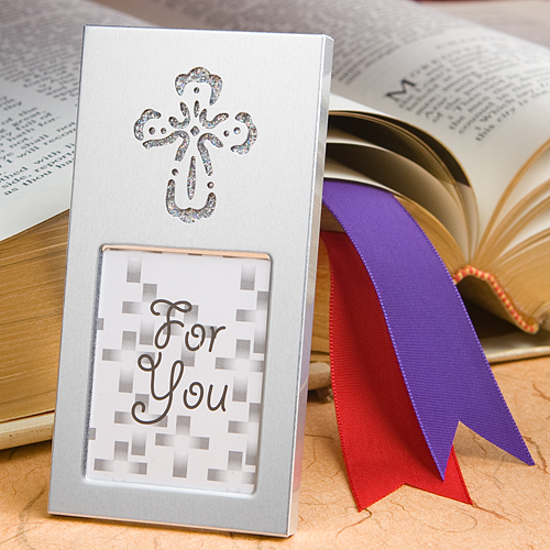 First Communion Frame Favors