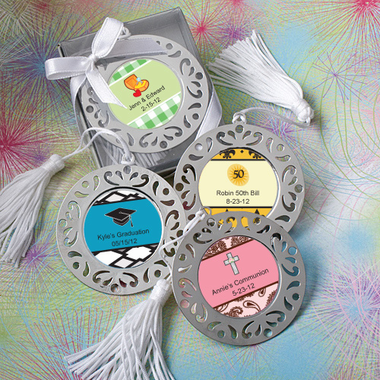First Holy Communion Bookmarks Favors