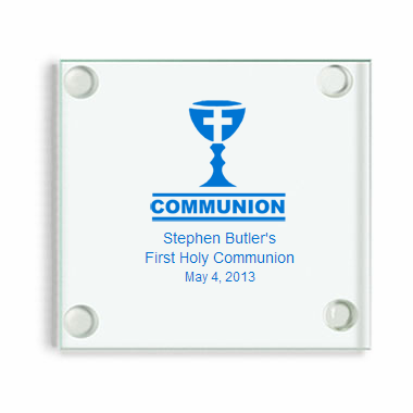 First Holy Communion Favors Coasters