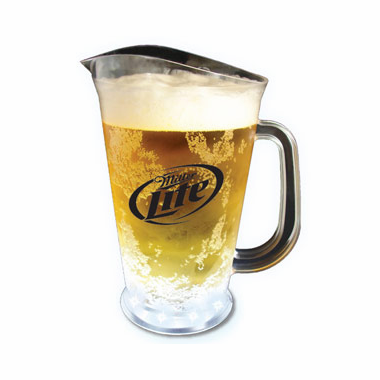 Flashing Pitcher