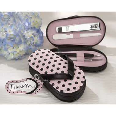 Flip Flop Pedicure Set