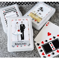 Game Wedding Favors Playing Cards