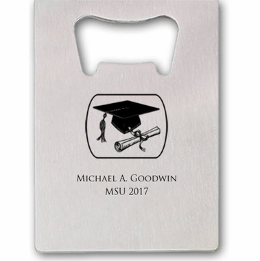 Graduation Bottle Openers