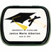 Graduation Candy Favors Mint Tins