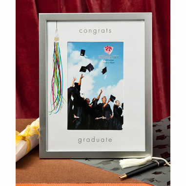 Graduation Photo Frames - 4 x 6 Picture