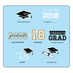 Graduation Playing Cards -  Personalization on Sticker ONLY