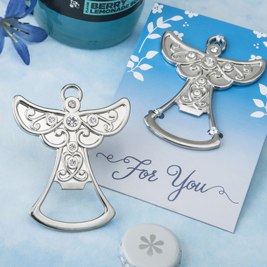 Guardian Angel Theme Bottle Openers