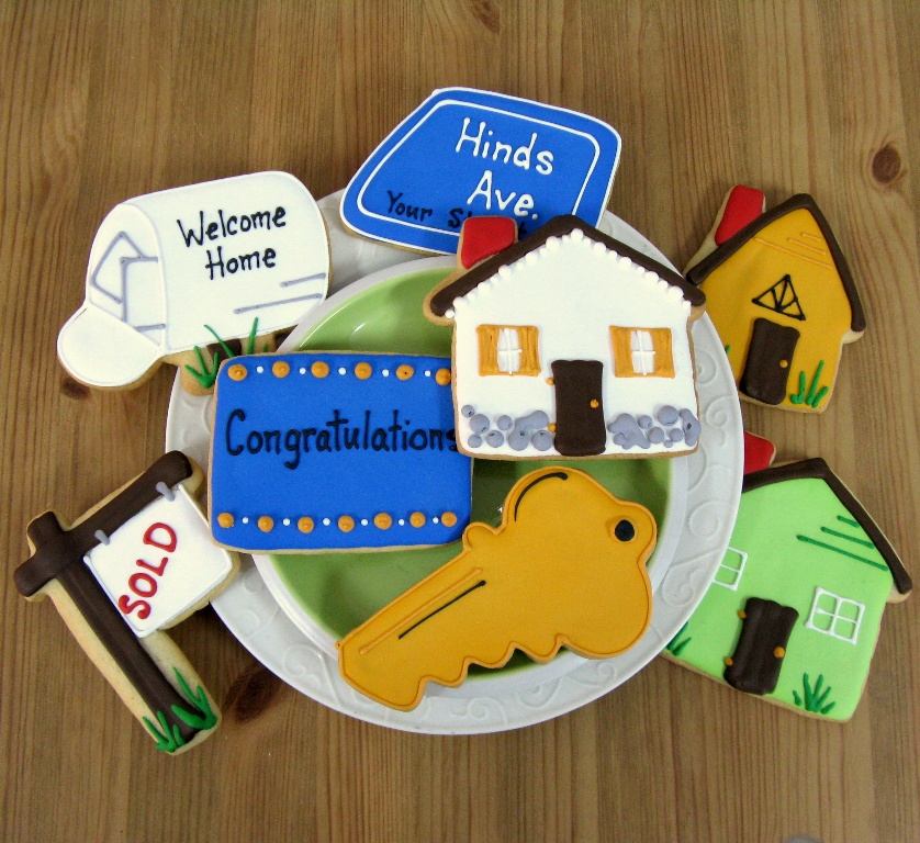House Favors Housewarming Favors Real Estate Gifts