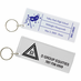 Imprinted Acrylic Key Tags
