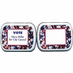 July 4th Party Favors Mint Tins