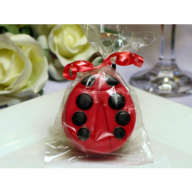 Ladybug Party Supplies Chocolate Dipped Oreos