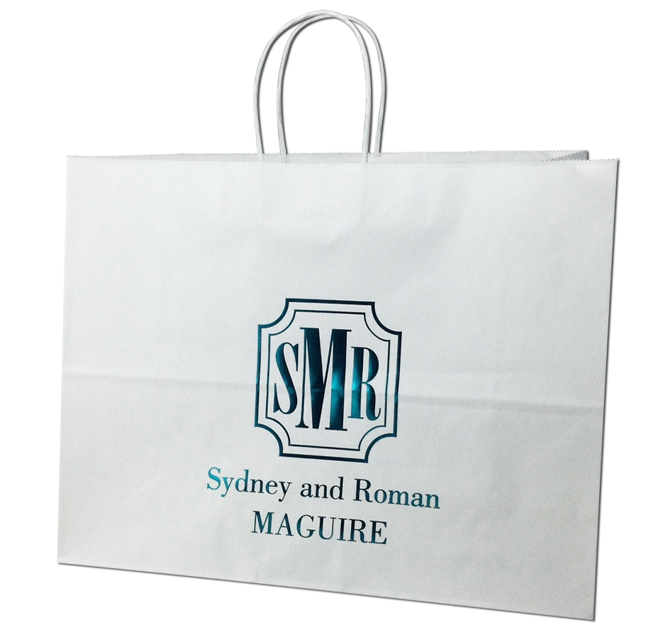 Large personalized gift bags set of 25 negle Image collections