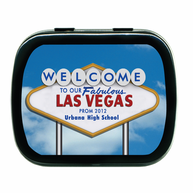 Las Vegas Sign Mint Tins