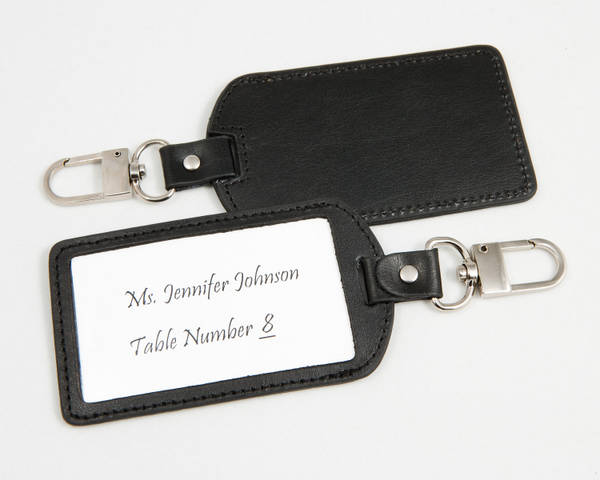 Luggage Tags Favors