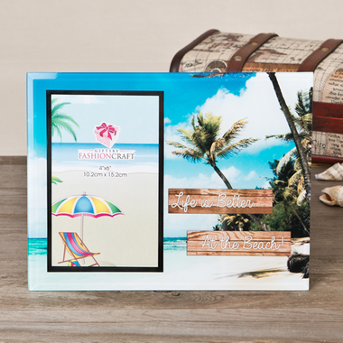 Life's a Beach Photo Frame